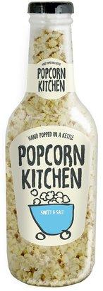 POPCORN KITCHEN Giant Sweet & Salt Popcorn Money Box Bottle 550g - Best Before 15/08/20