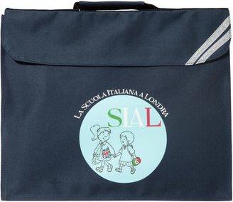 SIAL School Expandable School Book Bag, Navy
