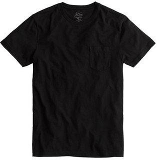 J.Crew Slim broken-in pocket T-shirt