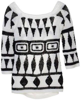 Alberta Ferretti Short sleeve sweater