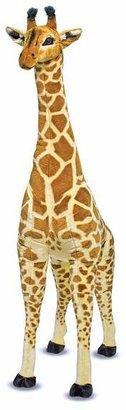 Melissa & Doug Giant Plush Giraffe - Ages 3+