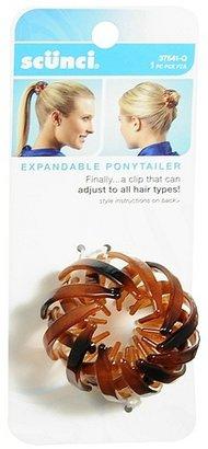 Scunci Expandable Ponytailer Hair Clip