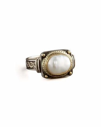 Konstantino Pearl Ring