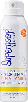 Supergoop! Antioxidant-Infused Sunscreen Mist With Vitamin C Broad Spectrum SPF 50