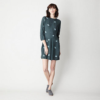 Steven Alan GIRL BY BAND OF OUTSIERS jewel print dress