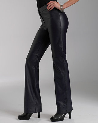 Shape Fx Leather Control Pants
