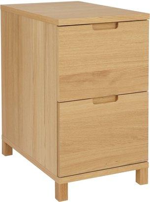 John Lewis & Partners Abacus Large Filing Cabinet, FSC-Certified