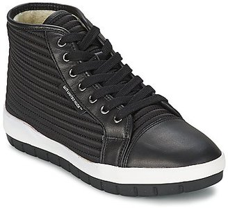 United Nude JUMP women's Shoes (High-top Trainers) in Black