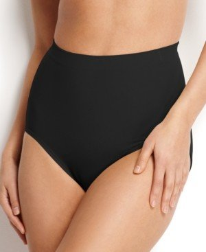 Bali Women's Extra Firm Tummy-Control Comfort Shapers Seamless Brief Underwear 2 Pack X204