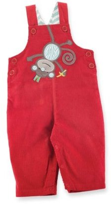 Mud Pie Unisex-baby Infant Monkey Overall