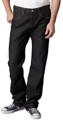 Levi's Iconic Black 501; Original Jeans - Smart Value