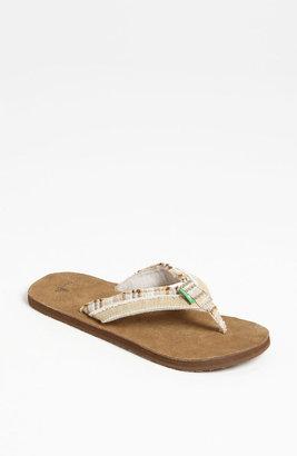 Sanuk 'Fraid Too' Flip Flop (Women)