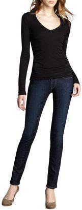 Paige Skyline Fountain Skinny Jeans