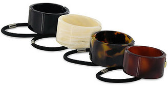 France Luxe Claire Cuff Ponytail Holder