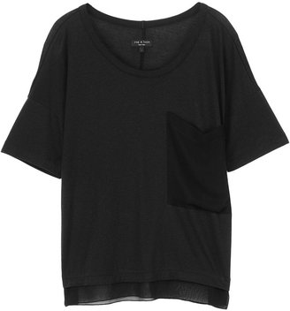 Rag and Bone Feather Tee