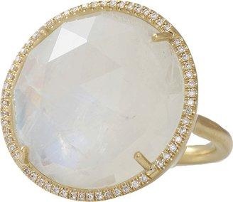 Irene Neuwirth JEWELRY Rainbow Moonstone Ring