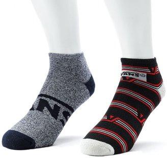 Vans 2-pk. rexton no-show socks