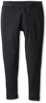 Columbia Kids Baselayer Midweight Tight (Little Kids/Big Kids) (Black) Kid's Casual Pants