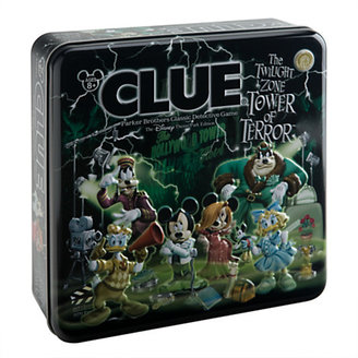 Disney Clue® The Twilight Zone Tower of TerrorTM Theme Park Edition Game