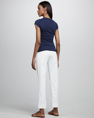 Peace of Cloth Steffany Side-Zip Pants