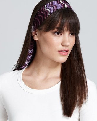 Missoni Zig Zag Headband