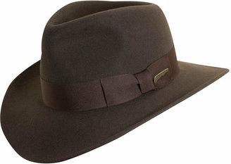 Dorfman Pacific Indy Wool Safari Hat