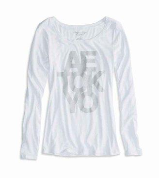 American Eagle AE City Graphic T-Shirt