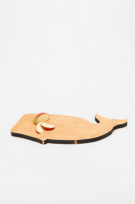 Urban Outfitters Whale Cutting Board