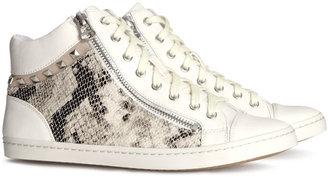 H&M Sneakers - White - Ladies