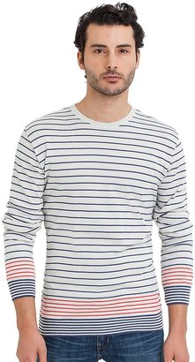 GUESS by Marciano Striped Pullover Sweater