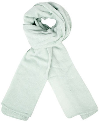 Dorothy Perkins Mint knitted oversized scarf