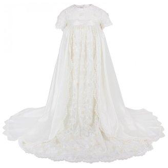Little Darlings Olivia Gown & Hat Set
