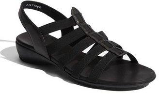 Munro American 'Darian' Slip-On Sandal