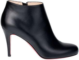 Christian Louboutin Belle 85 black ankle boot