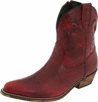 Dingo Women's Adobe Rose Leather Boots