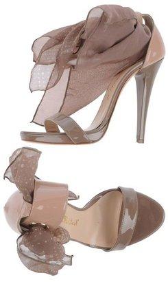 Annarita N. Platform sandals