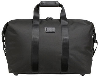 Tumi 'Small Alpha' Soft Travel Satchel