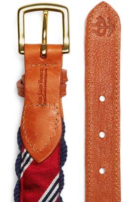 Brooks Brothers Kiel James Patrick BB#1 Braided Belt