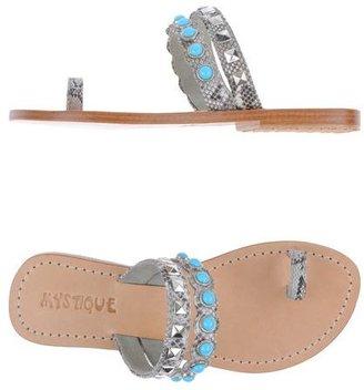 Mystique Flip flops