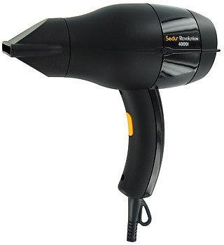 Sedu Revolution Pro Tourmaline 4000i Hair Dryer (220-240V, Plug Type G)