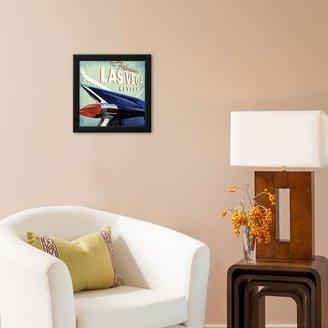 """Art.com Las Vegas"""" Framed Art Print by David Fischer"""