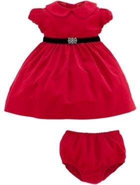 Ralph Lauren Corduroy Party Dress