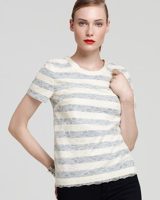 Marc by Marc Jacobs Top - Lucienne Lace