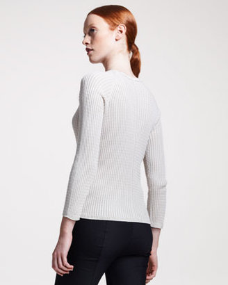 The Row Cable Knit Sweater