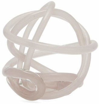 Hay Large Glass Knot Ornament