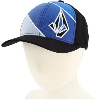 Volcom Voster JFit Flexfit (Youth) (Blue) - Hats
