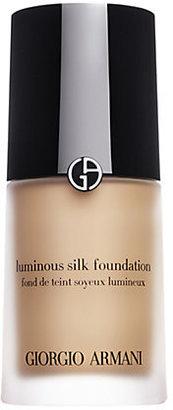Giorgio Armani Luminous Silk Foundation/1 oz.