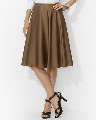 Lauren Ralph Lauren Full Ruffled Skirt