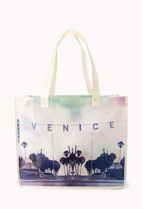 Forever 21 Venice Beach Shopper Tote