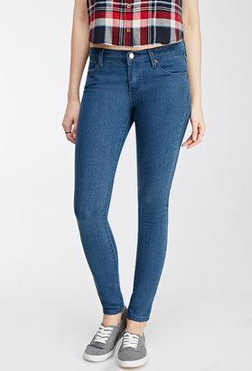 Forever 21 Favorite Petite Skinny Jeans